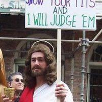 nice try, jesus