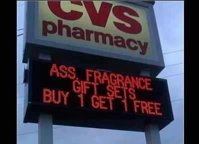 Pharmacy fragrances