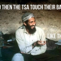 tsa touch their balls