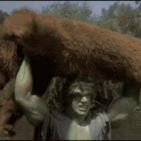 Hulk launch wooly bear beast