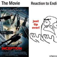 movie and reaction