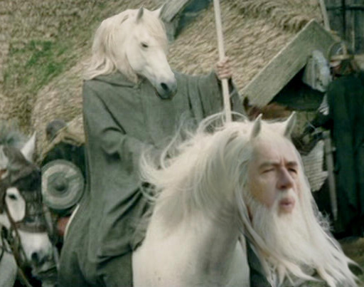 gandalf horse - pichars.org