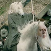 gandalf horse