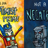 optimist prime vs negatron