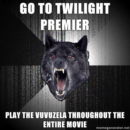 go to twilight movie