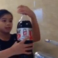 diet coke asplode