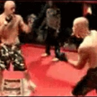 morons fighting