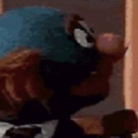 neckbeard muppet