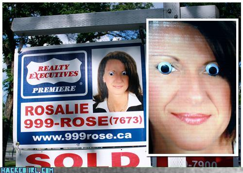realtor sign owned - pichars.org