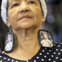 chuck norris earrings