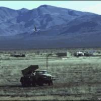 detonation above truck