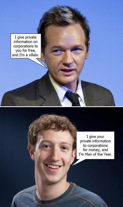 zuck vs assange - pichars.org