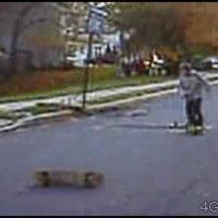 skateboard split