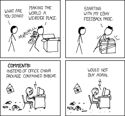 xkcd weirder place