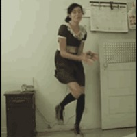 Groovy Chick Dance