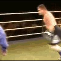 jump kick failure
