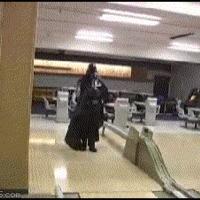 darth vader bowling