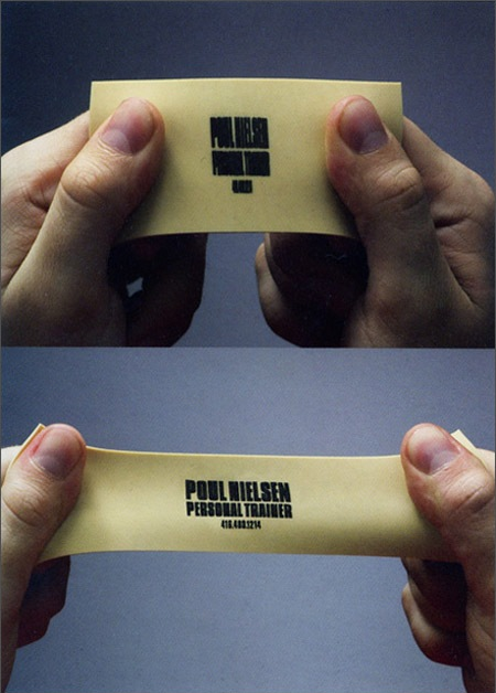 clever business card - pichars.org