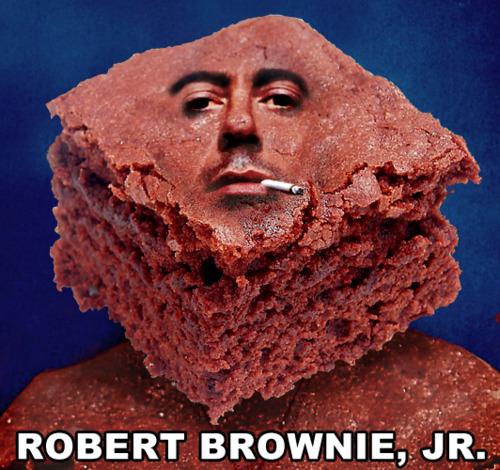 robert brownie jr