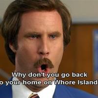 whore island