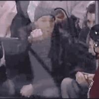 hockey taunt