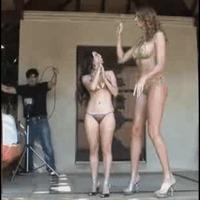 crazy tall model