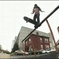 skateboarding fail