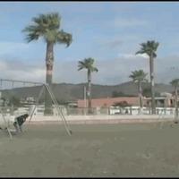 swing jump failure