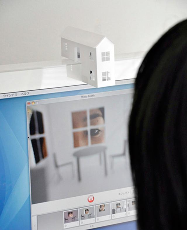 cute webcam idea