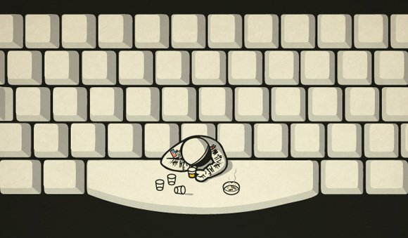 where do astronauts go to hang out?