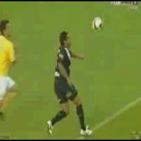 nice kick