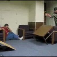 pong ball win