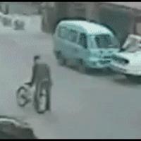 vigilante stops thief