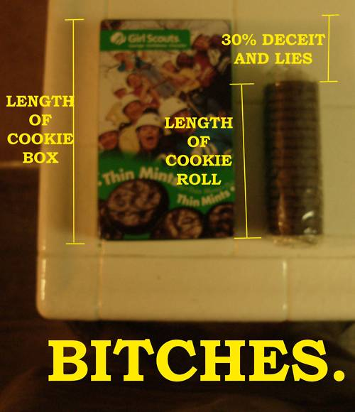 thin mints deceit and lies - pichars.org