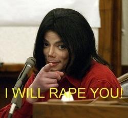 i will rape you