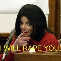 i will rape you