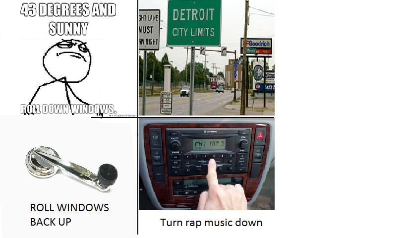 turn rap music down