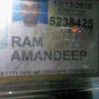 RAM AMANDEEP