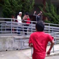 rail jumping