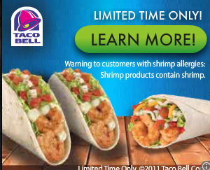 shrimp products- they contain shrimp - pichars.org