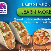 shrimp products- they contain shrimp
