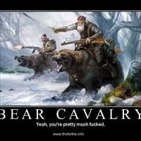 bear cavalry