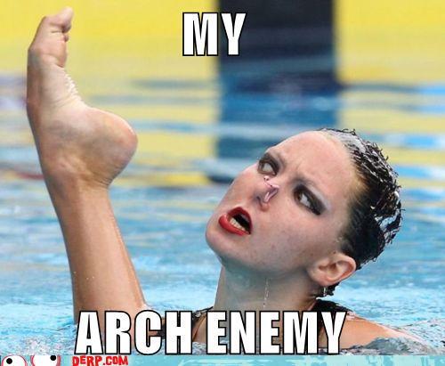 my arch enemy - pichars.org
