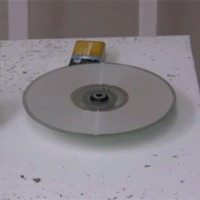 electrically erased cd