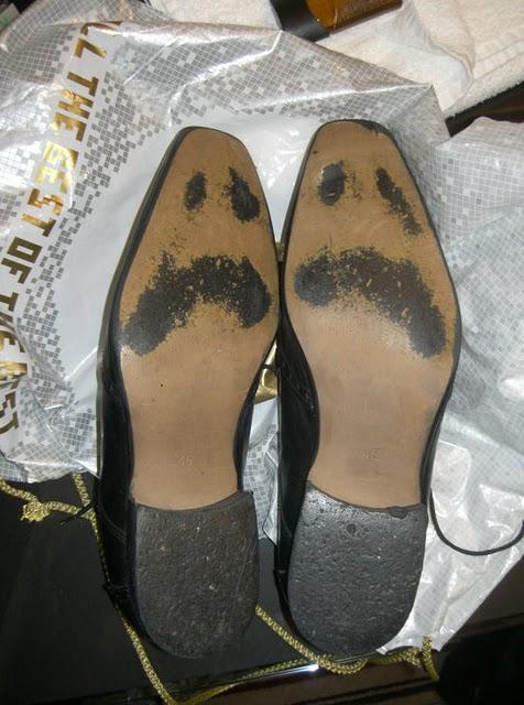 sad shoes