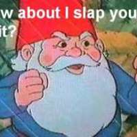 how about i slap your shit?