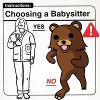 chosing a babysitter