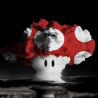 real mushroom cloud