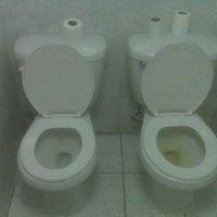 awkward toilets