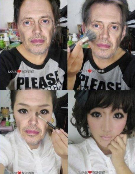 steve buscemi makeup - pichars.org